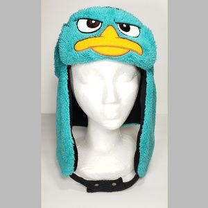 Perry the Platapus Disney Fineas & Ferb Mad Bomber